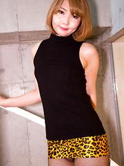 Mini Skirt Minx Yume Masuda