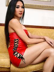 Beautiful tgirl from Stringfellows Bar