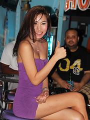 Street sluts from Bangkok