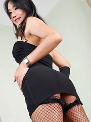 Sexy asian tranny Yaya