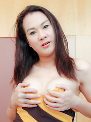Watch hung guy fuck aging ladyboy prostitute