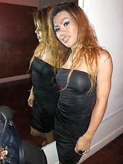 Ladyboy Bargirl fuck