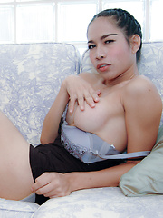 Watch this ladyboy get the 'special' massage