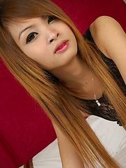 Beautiful Thai ladyboy Baa
