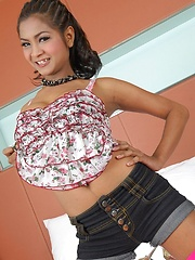 Thai Ladyboy Hottie Ben