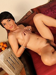 Ladyboy Food Insertions with Eamy