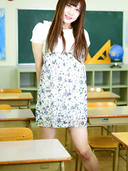 Mao in after school detention ;)
