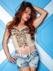 Redhead Beauty Marina