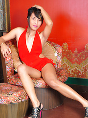 Lulay Abbie: Red Hot