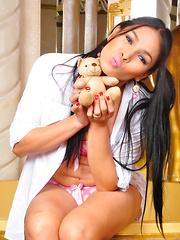 Vitress Tamayo: Teddy Bear Bubble Bath