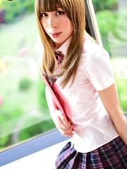 Japanese shemale Chihiro